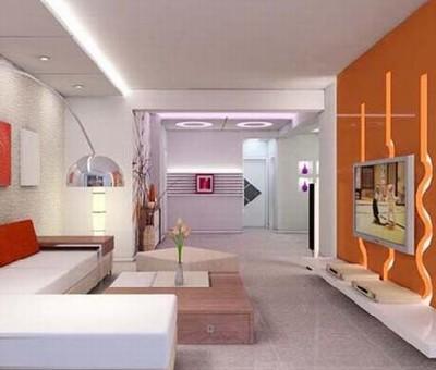 10平米的小客厅装修案例 绝顶的小户型